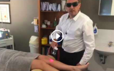 [Video] Using high intensity laser therapy to treat osteoarthritis of the knee